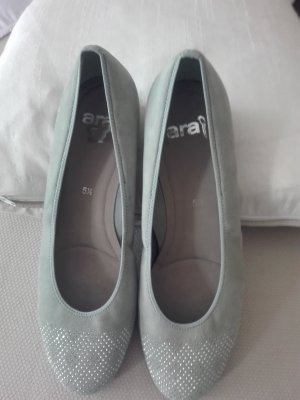 ara Ballerinas with Toecap light grey