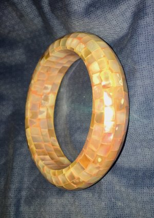 Bangle cream-nude