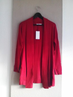 hübscher Cardigan in rot, Grösse M, neu