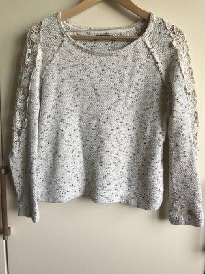 hübscher Crochet-Pulli