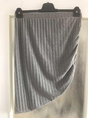 Vero Moda Jupe en taffetas gris