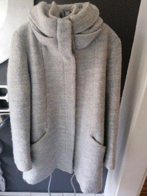Tom Tailor Denim Oversized Coat light grey