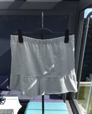 100% Fashion Miniskirt grey