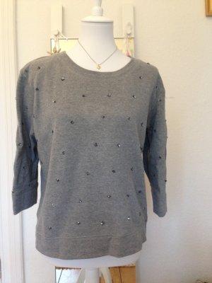 Hübscher Pullover mit Pailletten von Mango