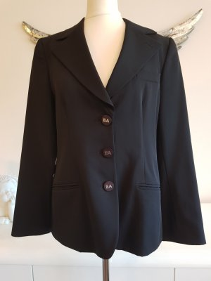 Hübscher schwarzer Blazer von Emporio Armani