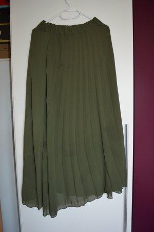 Sublevel Maxi Skirt khaki