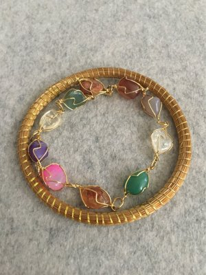 Bangle wit-goud