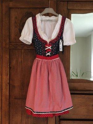 G!na Vestido Dirndl multicolor