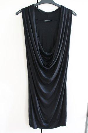 Rinascimento Vestido elástico negro