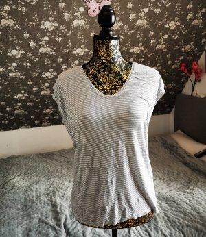 Hübsches gestreiftes Pieces Shirt in S