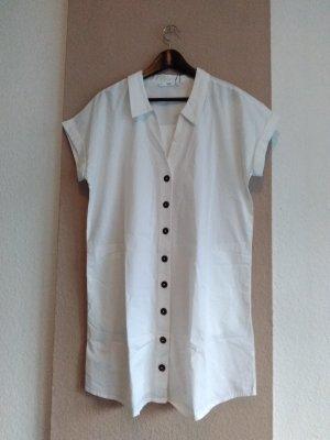 hübsches Hemdblusenkleid aus 100% Baumwolle, Grösse M, neu