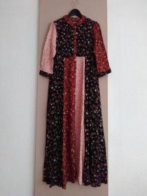 hübsches Hemdblusenkleid in Patchwork, Größe M