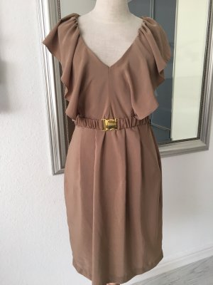 H&M Chiffon Dress multicolored