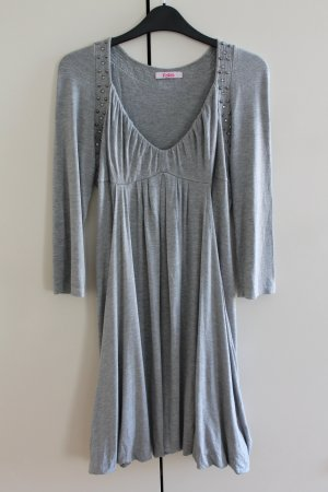 Blugirl Folies A Line Dress light grey-silver-colored