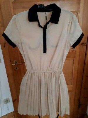 Hübsches, leichtes, puderrosanes Kleid, Vero Moda, XS
