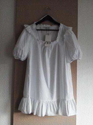 hübsches Minikleid aus 100% Baumwolle, Grösse M, neu