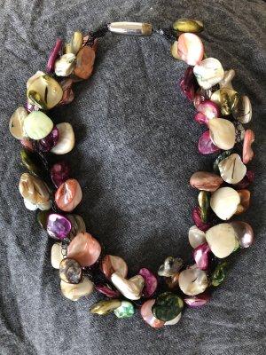 unbekannte Shell Necklace multicolored