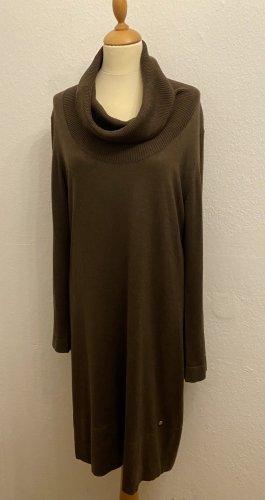 Esprit Sweater Dress brown