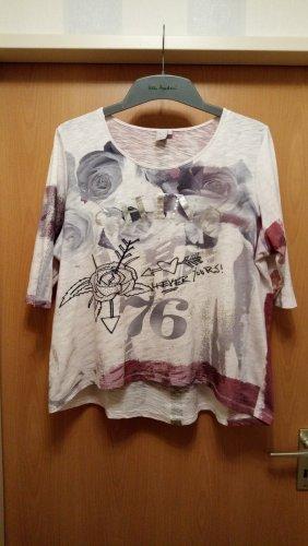 Hübsches T-Shirt von Liberty mit 3/4 Arm Gr. XXL