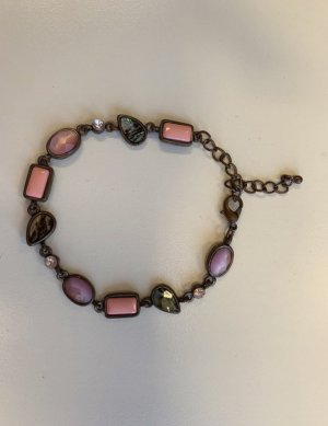 Hübsches Vintage Armband in Rosa