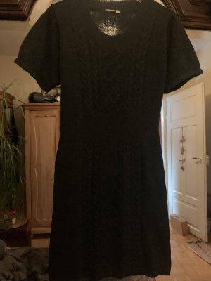 Vestido de lana gris Lana