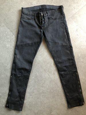 Hudson 3/4-jeans zwart Katoen