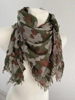 Hüftgold Berlin Camouflage Tuch Schal