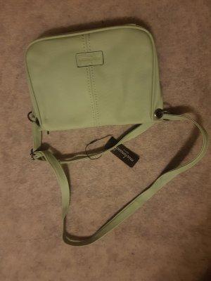 hüftgold berlin, Handtasche, Tasche, mindgrün, neu