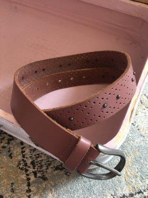 Hüftgold Hip Belt beige-grey brown
