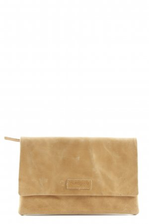 Hüftgold Clutch creme Casual-Look