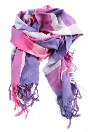 Hüftgold Fringed Scarf striped pattern casual look