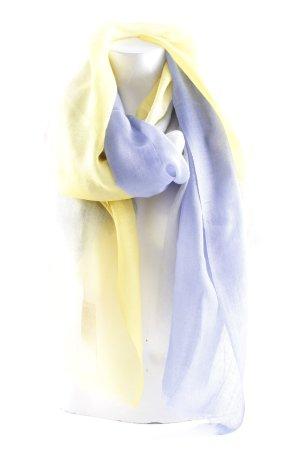 Hüftgold Neckerchief color gradient casual look
