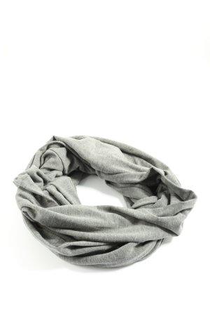 Hüftgold Écharpe ronde gris clair style décontracté