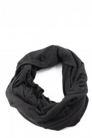 Hüftgold Tube Scarf black casual look