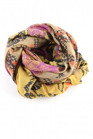 Hüftgold Shoulder Scarf graphic pattern casual look