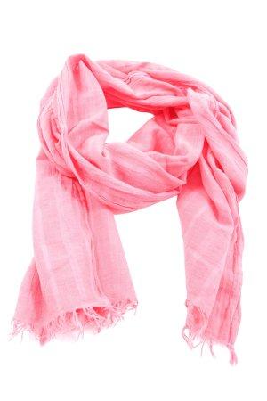 Hüftgold Sommerschal pink Casual-Look