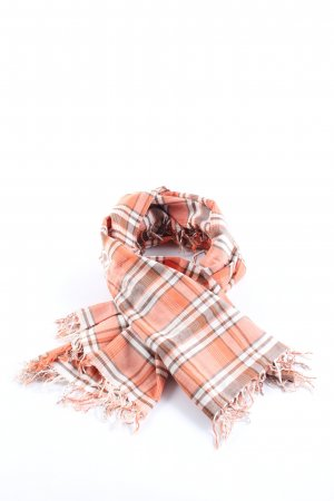 Hüftgold Summer Scarf check pattern casual look