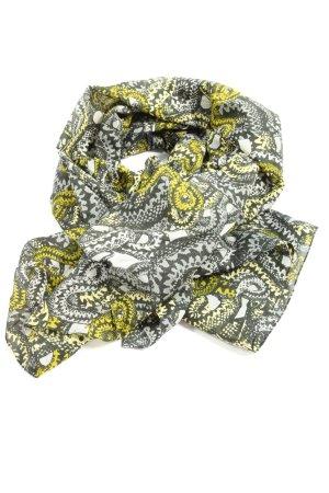 Hüftgold Sciarpa tradizionale motivo astratto stile casual
