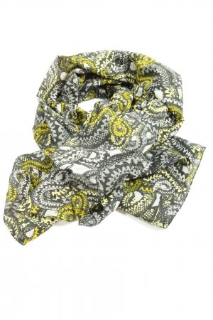 Hüftgold Traditional Scarf abstract pattern casual look