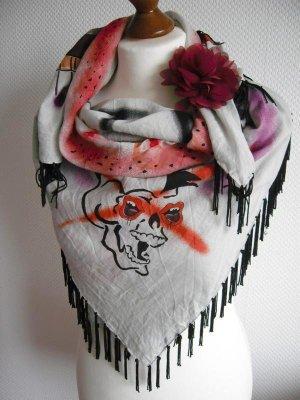 Hüftgold Foulard multicolore coton