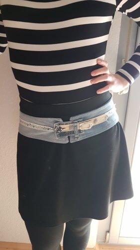 Hüftgürtel aus Jeansstoff