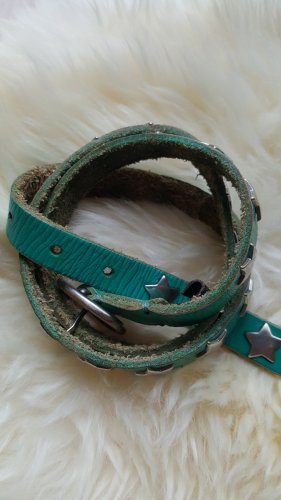 Sam Brown Hip Belt turquoise
