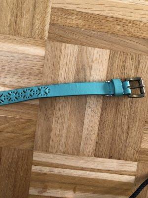 Zara Cintura fianchi turchese