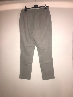 Pimkie Low-Rise Trousers light grey