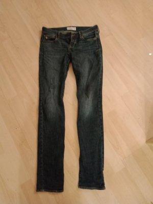 Abercrombie & Fitch Slim jeans blauw