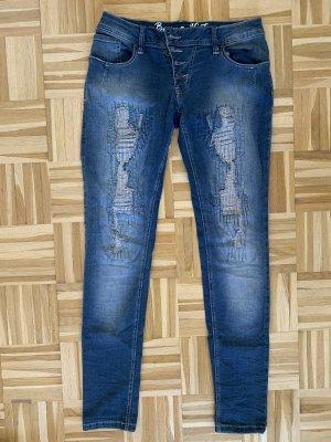 Buena Vista Low Rise Jeans multicolored