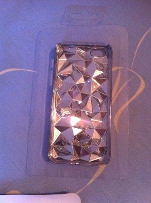 Hülle für I phone 5, silber