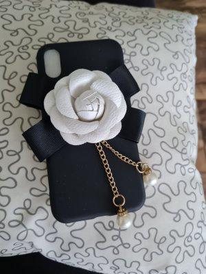 Unbekannte Marke Carcasa para teléfono móvil negro