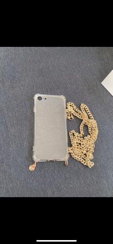 Hallhuber Hoesje voor mobiele telefoons wit