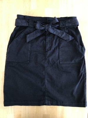 Hugo Boss Pencil Skirt dark blue